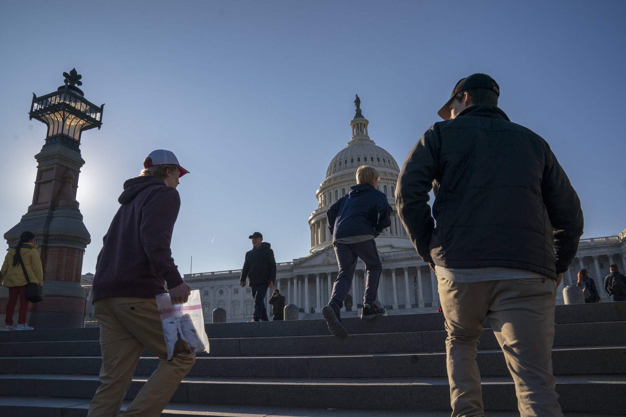House plans no more votes this week on shutdown