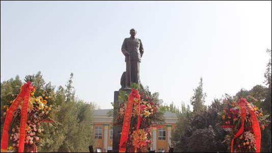 University in southern Xinjiang establishes school of Chinese traditional culture