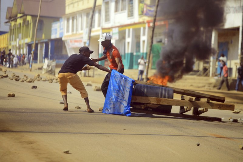 Congo election unrest spikes; EU ambassador ordered to leave
