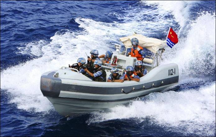 10 years of China's Gulf of Aden journey: A global player with more responsibility