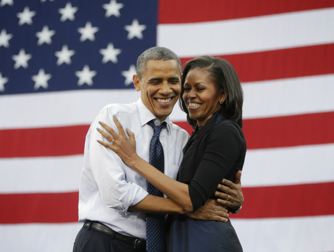 The Obamas were 2018's most admired people: Gallup Poll