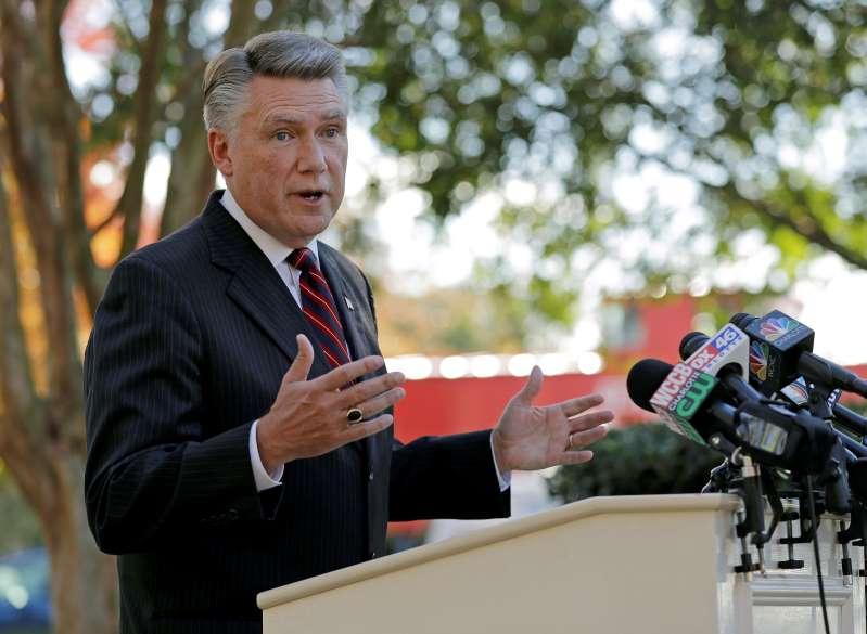 North Carolina governor reshapes board amid ballots probe