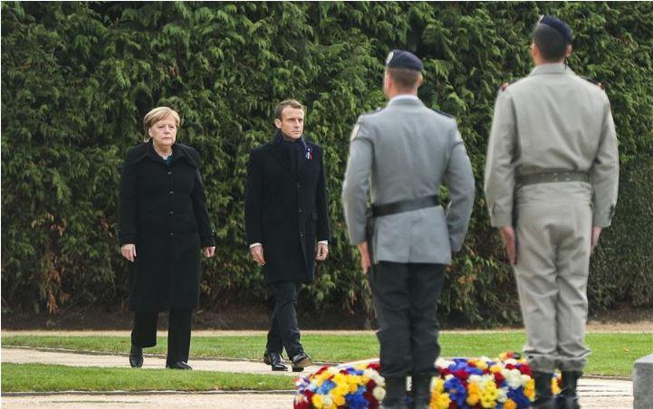 Merkel and Macron xinhua.JPG