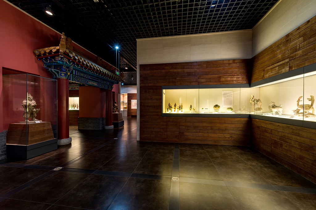 Number of museums in China reaches 5,000