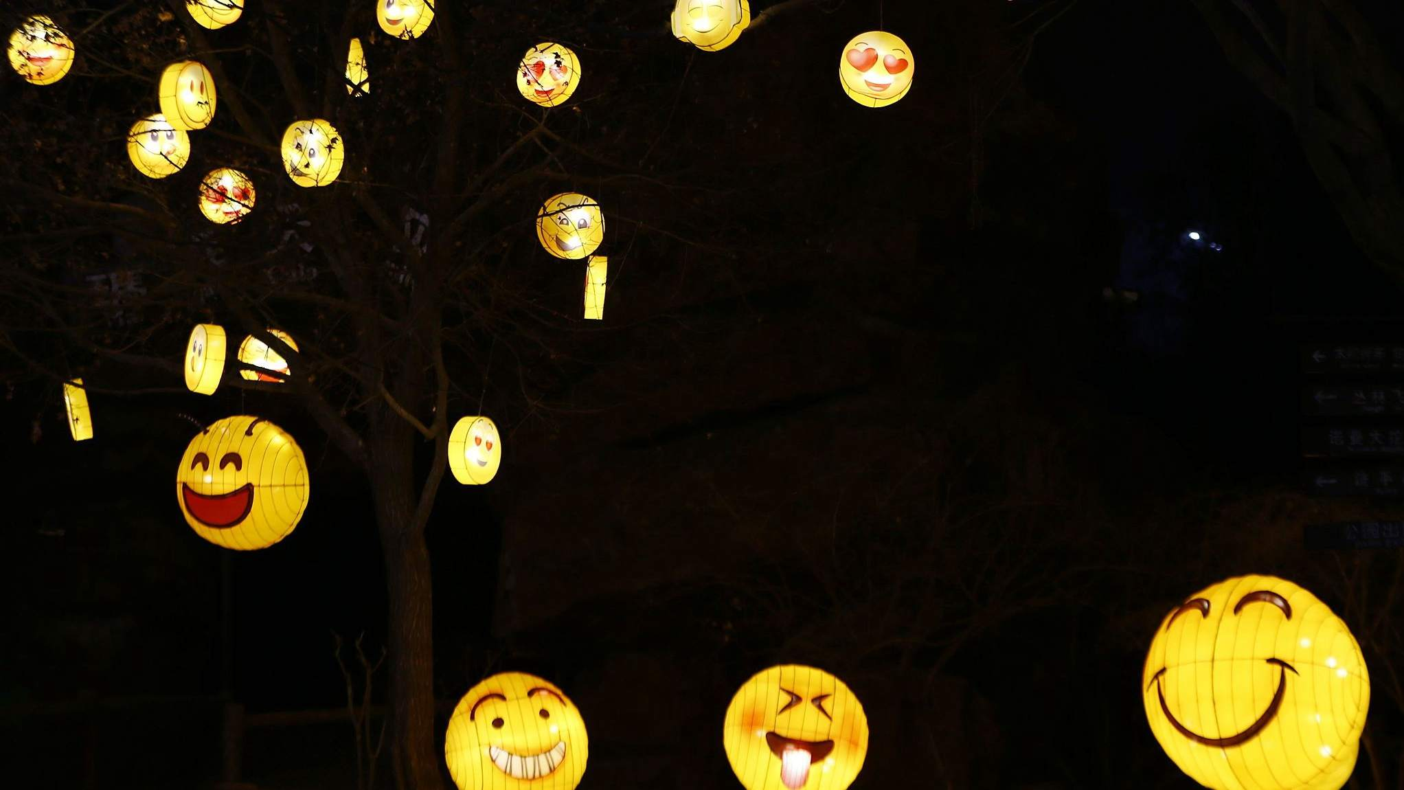 Lantern festivals held across China to greet the new year