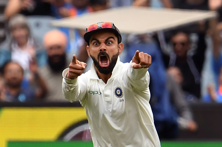 'Obsessed' India mop up Australia tail, take 2-1 Test series lead