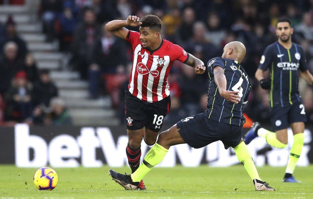 Manchester City ends losing streak, beats Southampton 3-1
