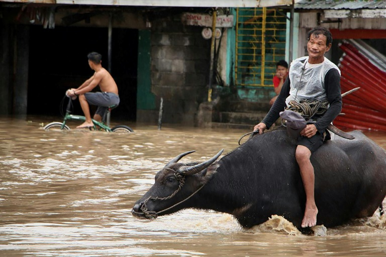 Philippine storm death toll rises to 22