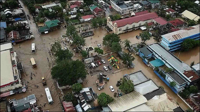 Storm-triggered landslides, floods kill at least 50 in Philippines