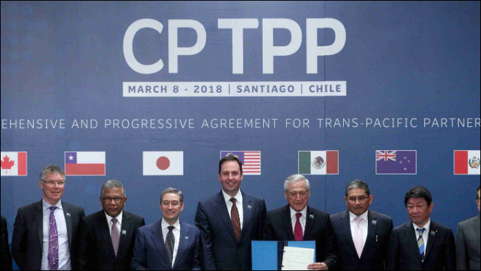 Pacific trade pact takes off with tariff cuts in six nations