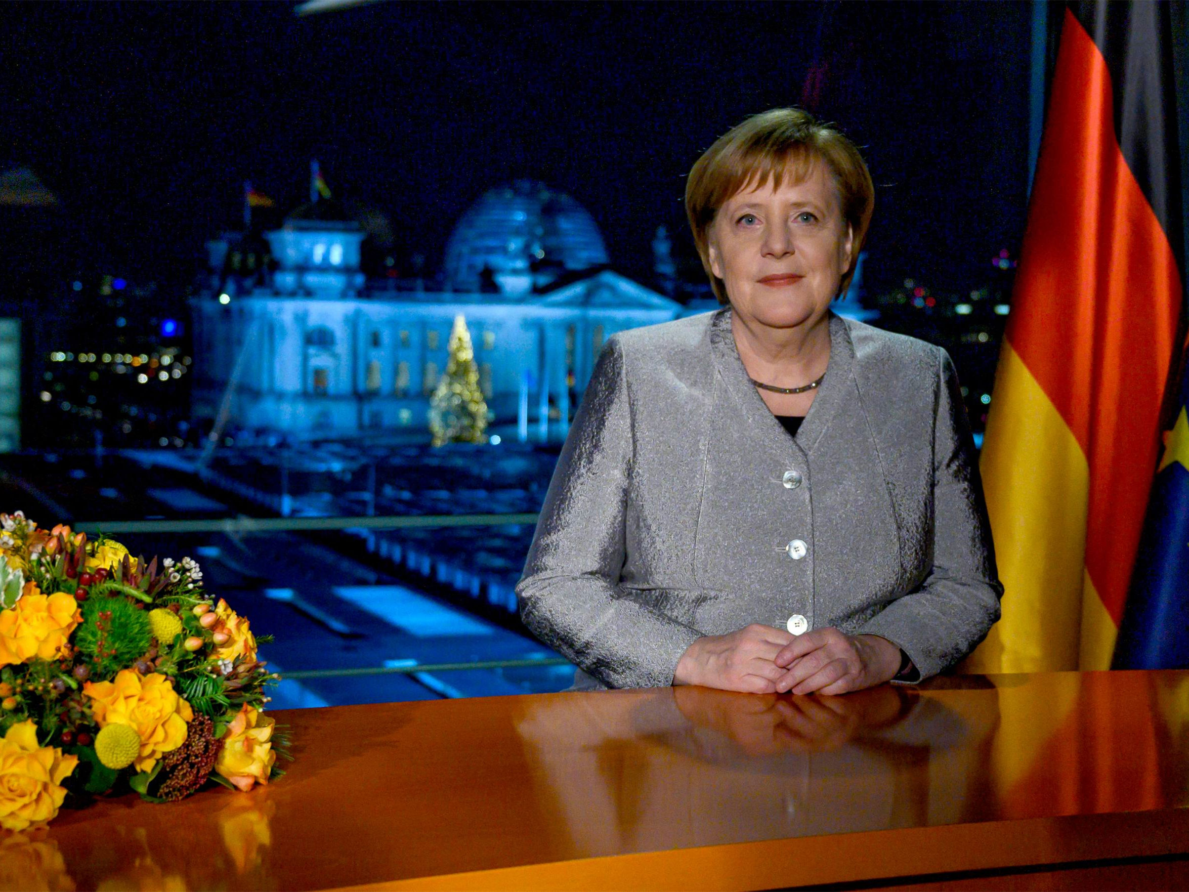 Merkel vows Germany will keep pushing for 'global solutions'