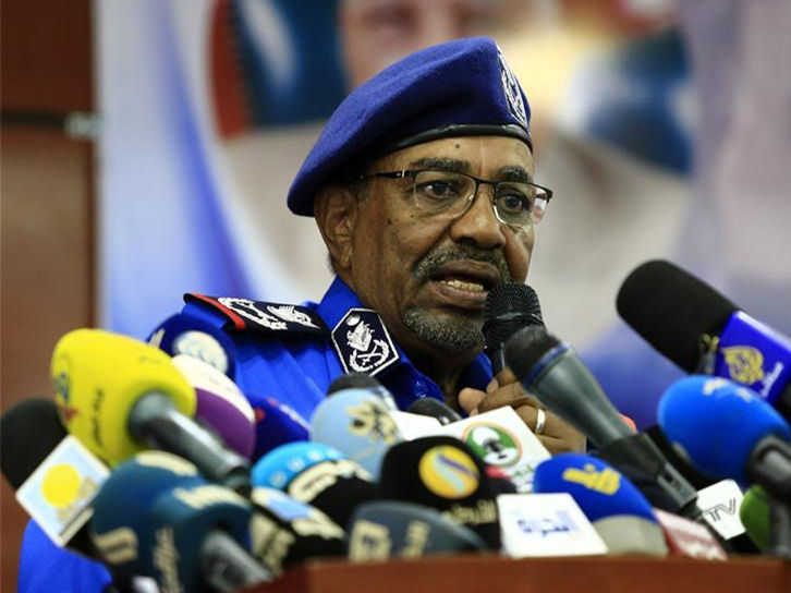 Sudanese president vows not to tolerate sabotage, damage to security