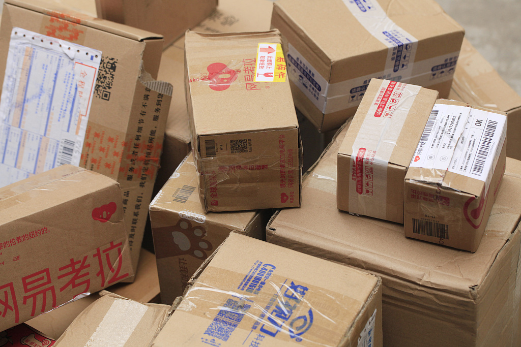 China's courier sector expands in first 11 months