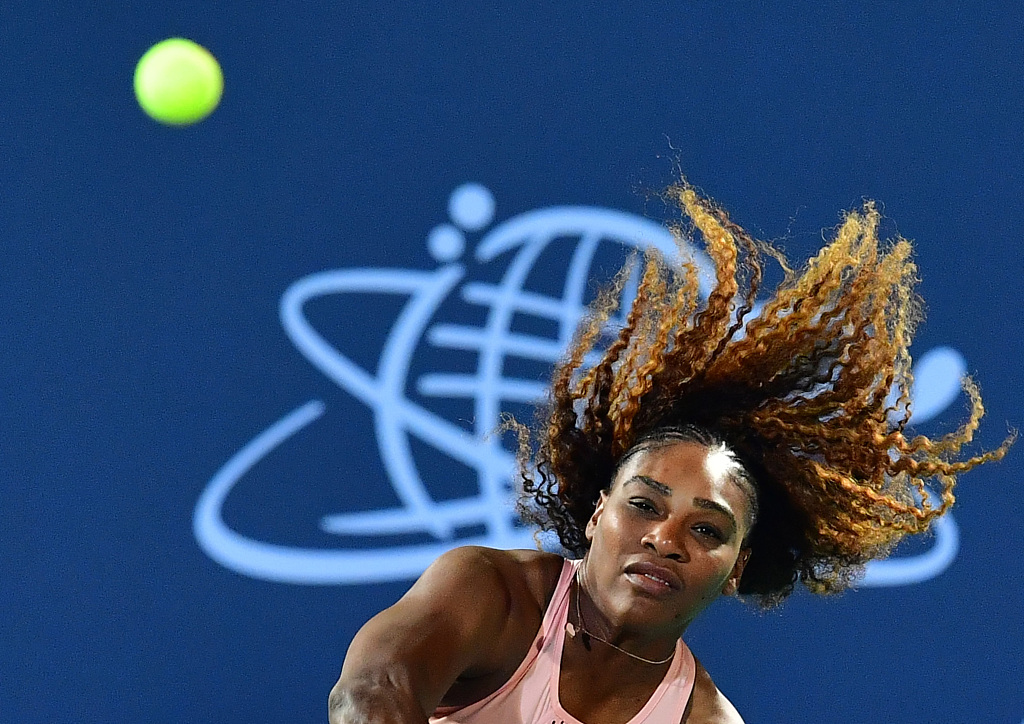 Serena wins Perth season-opener ahead of Grand Slam tilt