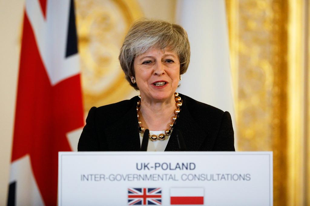 British PM still talking to EU leaders to win Brexit reassurance