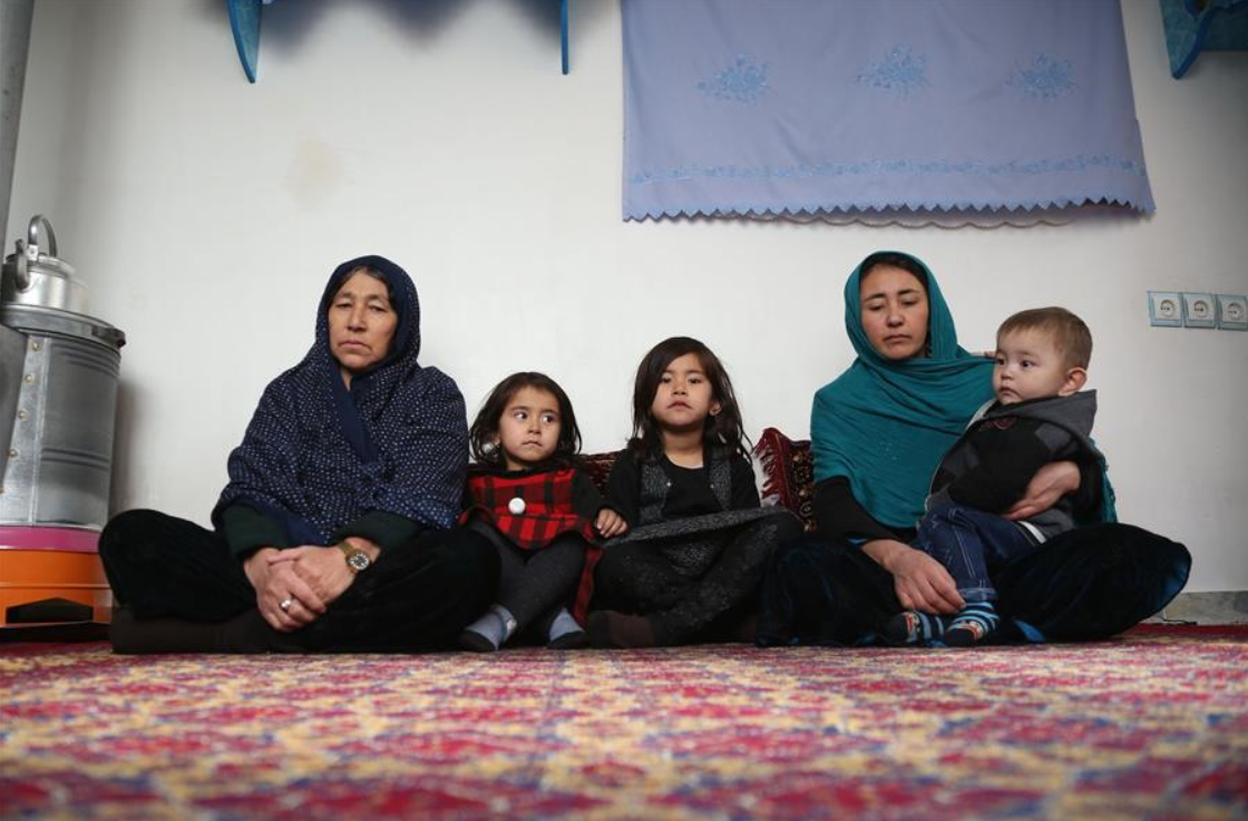 Terrorist attack causes unbearable pains to Afghan families