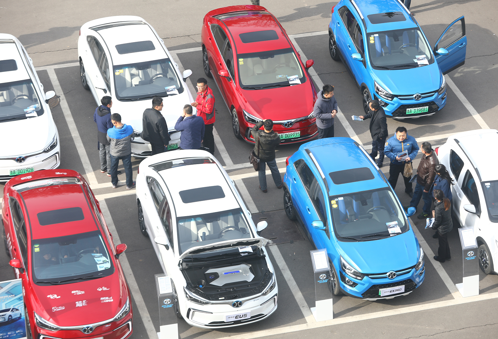 Shandong to set up 100,000 charging facilities for NEVs