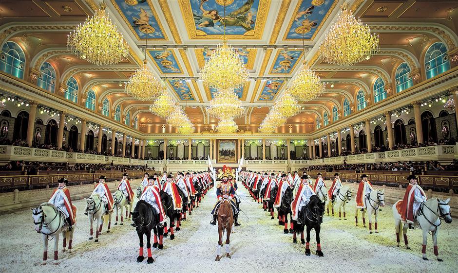 Equestrian sport prances into popularity