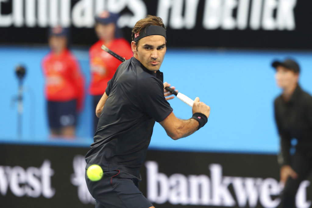 Federer, Serena win at Hopman Cup ahead of 1st-ever meeting