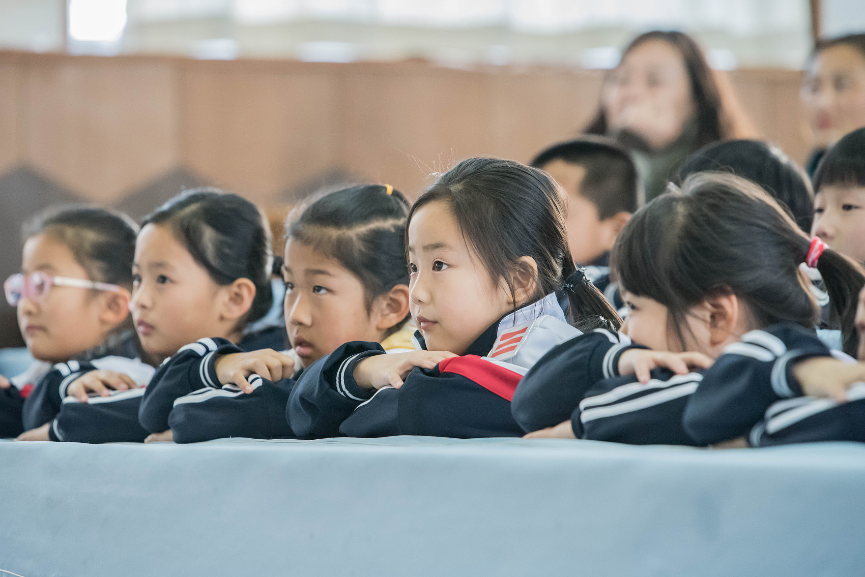 China eyes better primary, secondary education for all-around student development