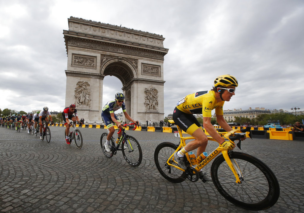 Thomas, Froome target Tour de France in 2019