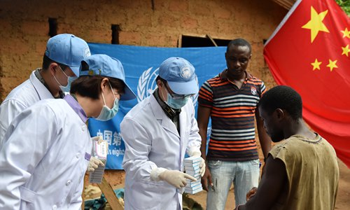 Chinese aid doctors in Africa shift from braving dangers to enjoying stay