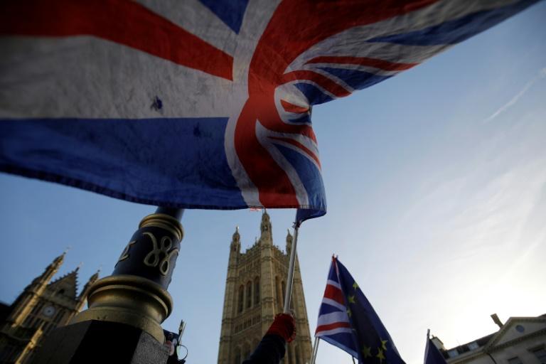 Britain can 'turn a corner' in 2019: PM