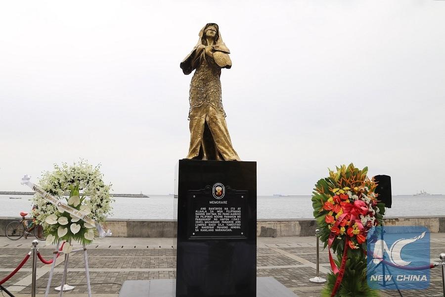 comfort woman statue xinhua.jpg
