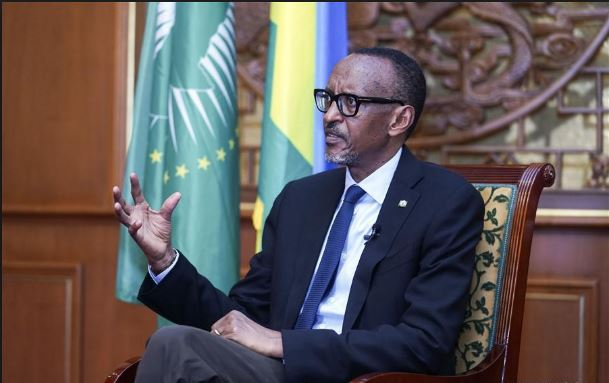 Rwandan president concerned about threat to E. African integration, regional security