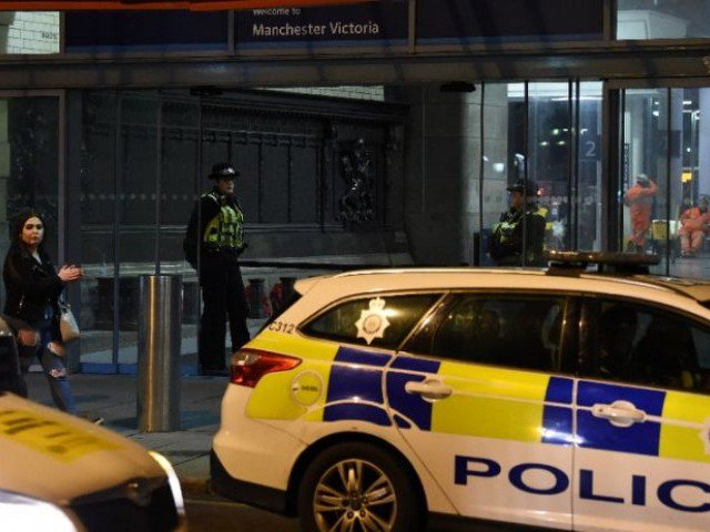 UK police probe Manchester knifings as 'terrorist' attack