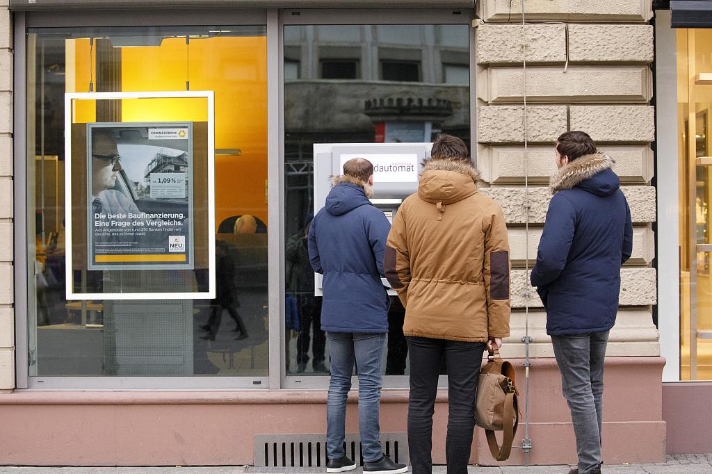Cash-loving Germans face strike by security van drivers