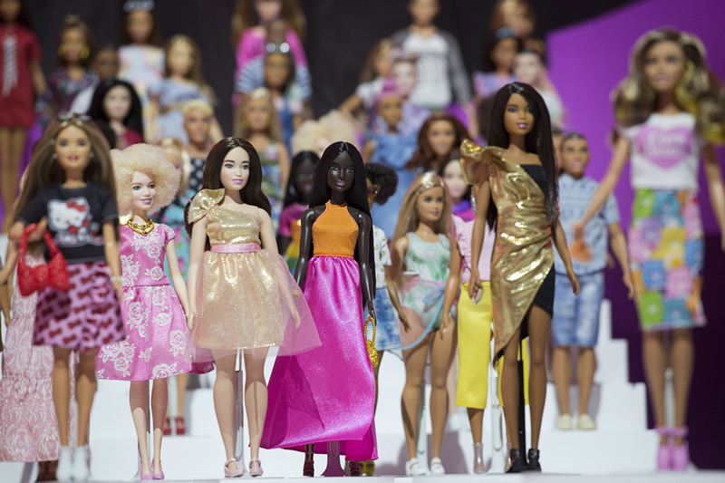Barbie will soon be 60 -- and is still going strong