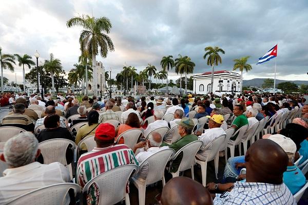 Cuba marks 60th anniversary of revolution, continuing on socialist path