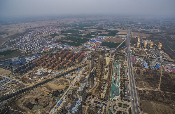 Overall plan for Xiongan New Area approved