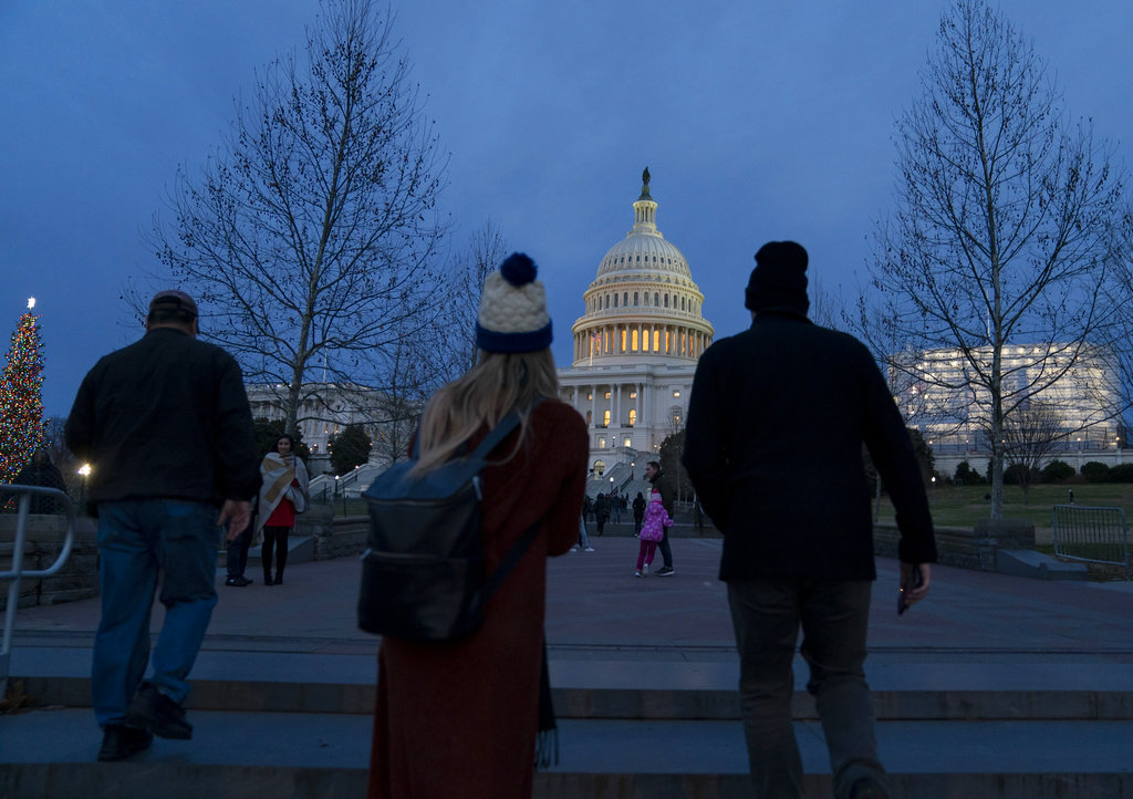 Tops on US House Democrats' to-do list: Try to end shutdown