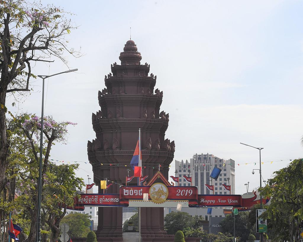8 Chinese injured in multi-vehicle crash in SW Cambodia