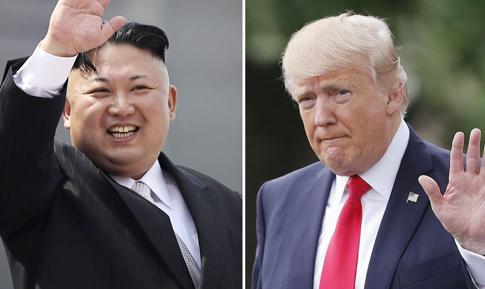 Trump says he's ready to meet again with North Korean leader