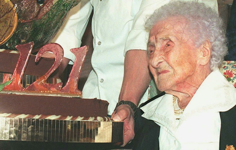 Report claims fraud in Frenchwoman's 'oldest-ever' world record