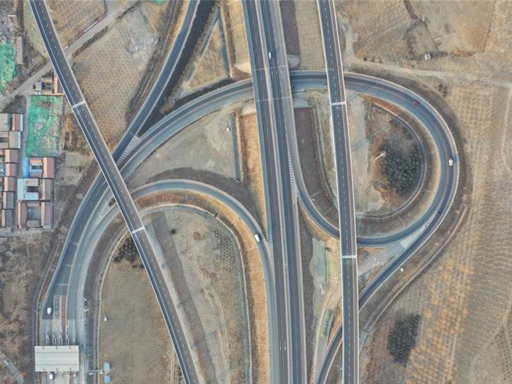 Section of Beijing-Chongli Expressway opens