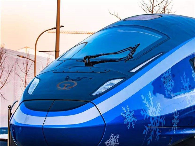 China leads into era of automated trains