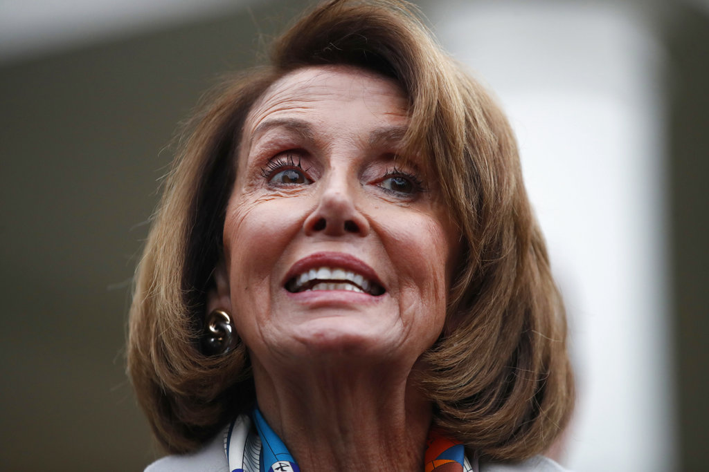Pelosi poised to become House speaker, making history again