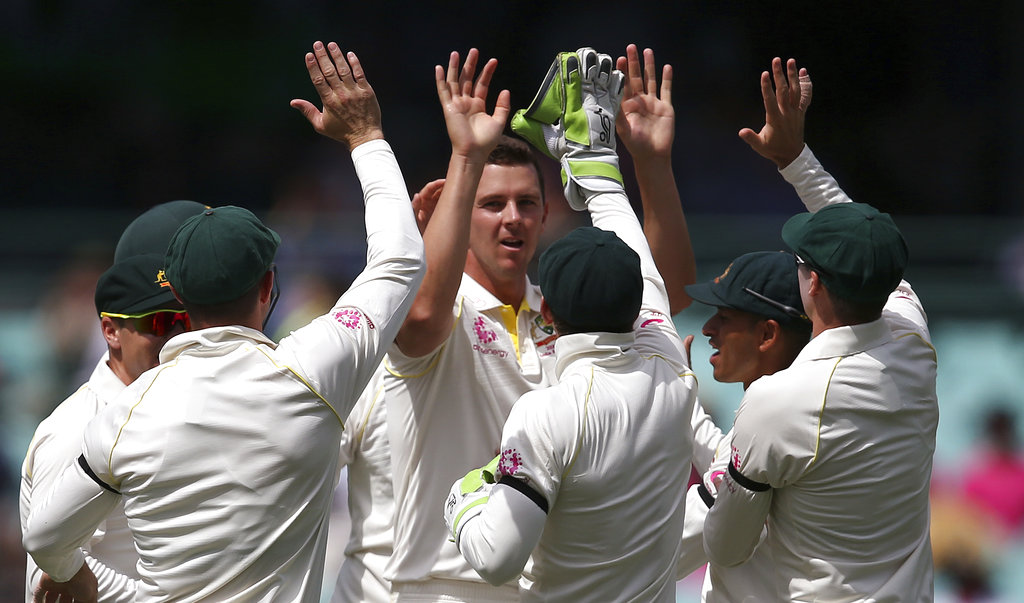 India 303-4 after day 1 of 4th test against Australia