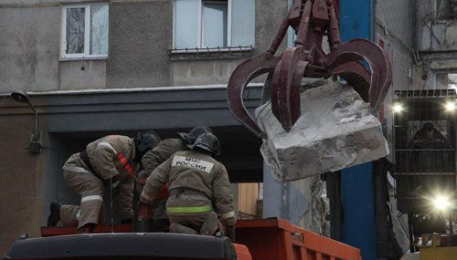Death toll rises to 38 in Russia gas blast
