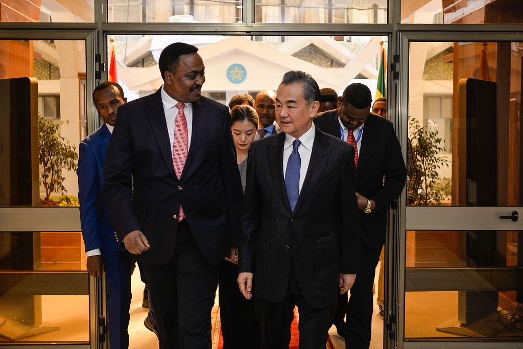 Commentary: China-Africa cooperation to accelerate with FM's new year visit