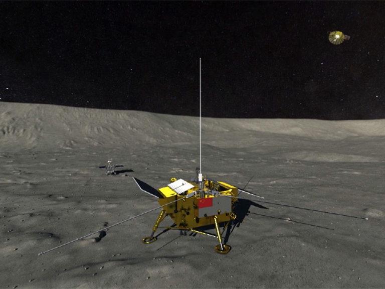 'It's true exploration': global media hail Chang'e-4's moon landing