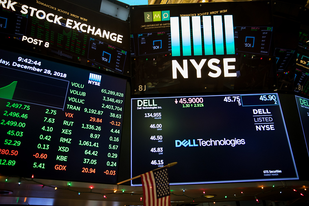 Dow plunges over 500 points amid Apple shares slump, downbeat US manufacturing data