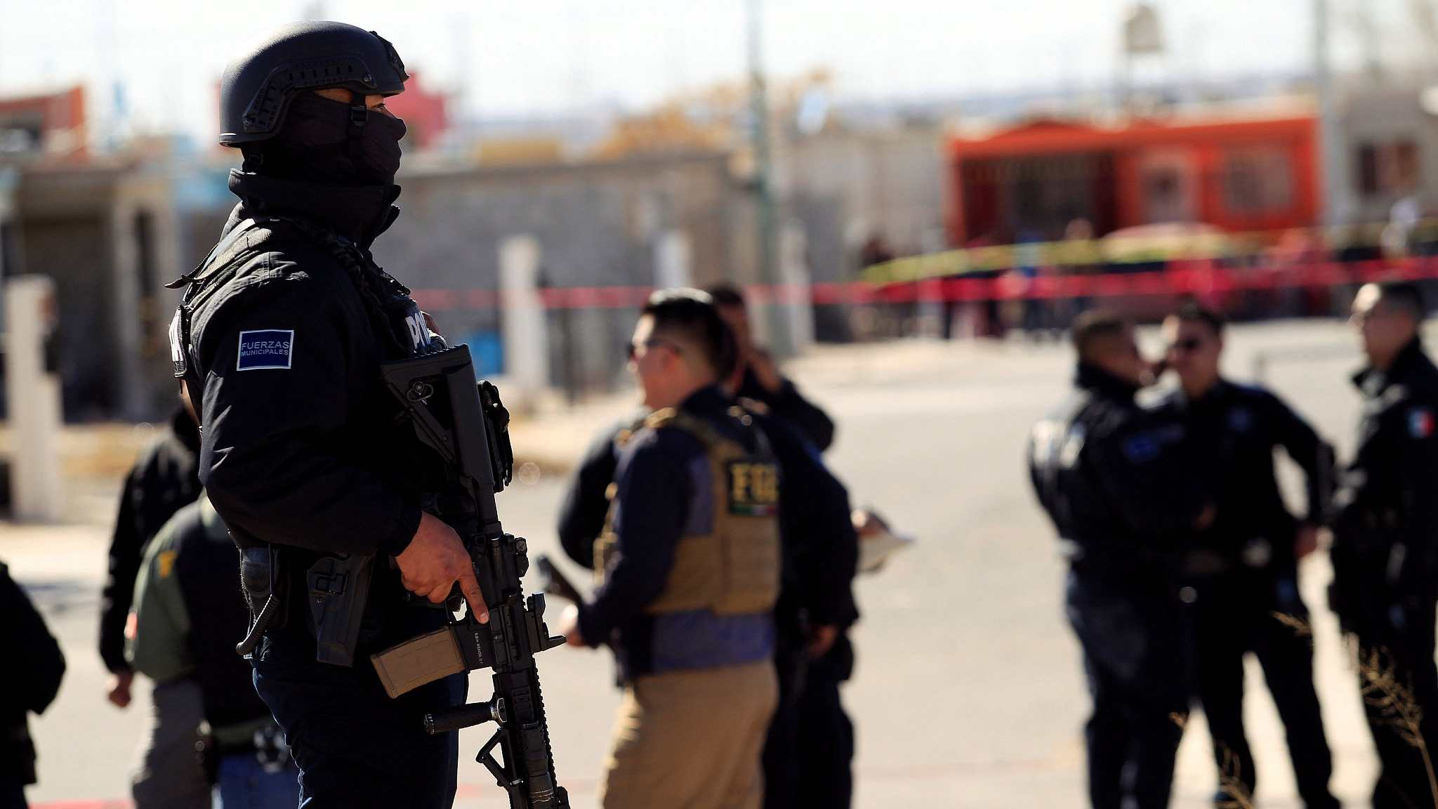 Mexico mayor gunned down hours after being sworn in