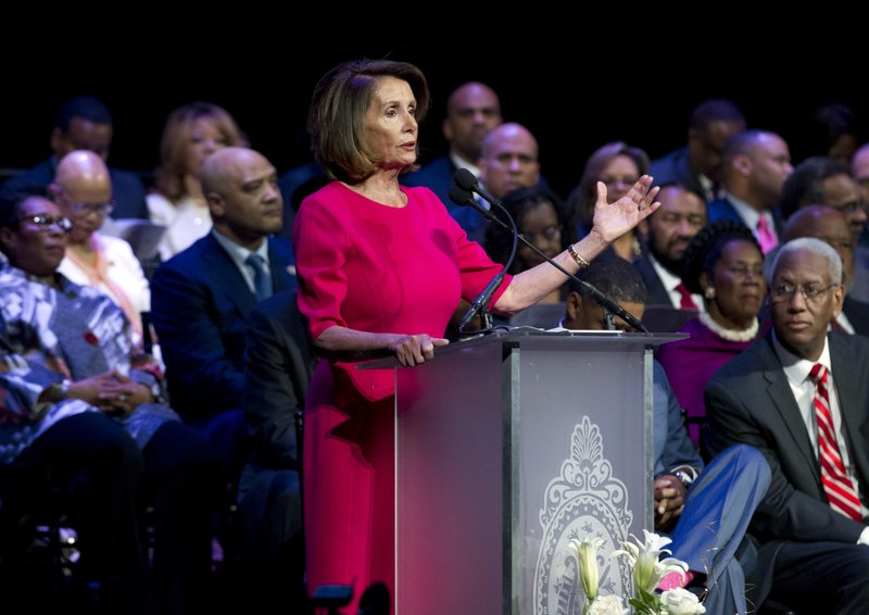 Pelosi poised to become House speaker, making history