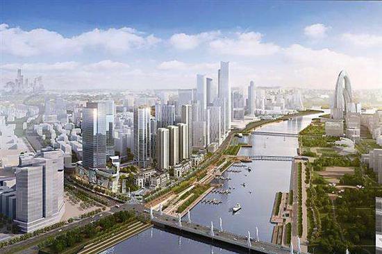 Beijing's sub-center plans for 1.3 million permanent residents