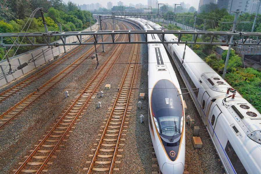 Longer Fuxing bullet trains to debut on Beijing-Shanghai line